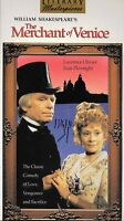 WILLIAM SHAKESPEARE'S THE MERCHANT OF VENICE (VHS) Only on VHS in the U.S! 1973