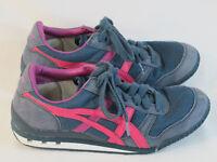 ASICS Onitsuka Tiger Ultimate 81 Running Shoes Size 6 US HN567 EUC