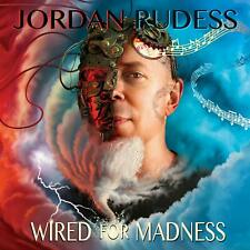 Jordan Rudess Wired for Madness Double Vinyl LP 2019