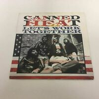 Canned Heat : Let's Work Together