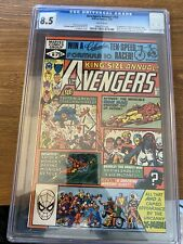 avengers annual 10 CGC 8.5 First Appearance Of Rogue