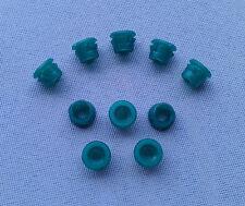 (2300) 10x paupière parenthèse clips lerleisten seuil couvert pour BMW vert