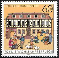 1564 postfrisch BRD Bund Deutschland Briefmarke Jahrgang 1991