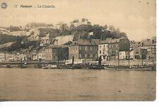 NAMUR - LA CITADELLE . VERSTUURD 1928