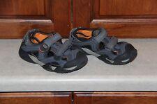 Toddler Boy Stride Rite Blue, Gray, Orange Sandals size 10w