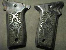 Smith Wesson .22LR VICTORY Croc/Stippled Blackwood Pistol Grips w/S&W Logo NEW!
