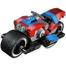 LEGO Spider-Man: Spider-Man Bike, box, instructions 76113 NO MINIFIGS (authentic