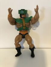 1981 Mattel MOTU Masters of the Universe Cyclops Tri-Clops He-Man Figure P306