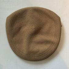 100 Authentic Mens Kangol 0290BC Tropic Ventair Ivy 504 Cap Sizes S M L XL XXL Brown Medium