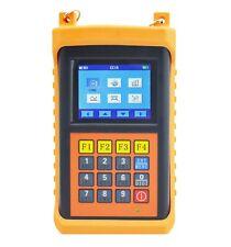 ZIBOO RY-S125 Digital Signal Level Meter/DVB-C Analyzer,Digital Channel Power
