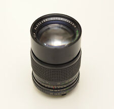 Minolta Super Danubia 135mm 2.8 prime lens MD (?) fit
