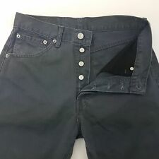 Levi's 551 Mens Vintage Light Summer Trousers Jean W30 L31 Grey Regular Straight
