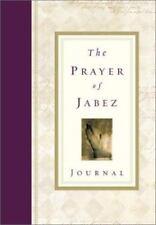 The Prayer of Jabez Journal by Wilkinson, Bruce