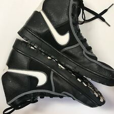 Nike Boys Youth High Tops - Sneakers Shoes Lace up  EUC Size 7Y