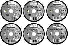 The Twilight Zone - 176 Old Time Radio Shows Audio on 6 MP3 Cds