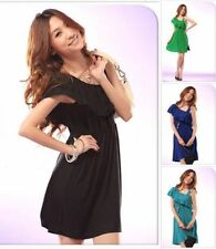 Unbranded Party Synthetic Sleeveless Dresses for Women