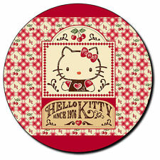 Parche imprimido, Iron on patch /Textil Sticker/- Hello Kitty