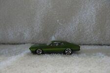 Hot Wheels 2011 New Models '72 Ford Gran Torino Sport (Loose Excellent!) Green