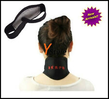 1PCS Self-heating Neck Pad Massage Belt Far-infared & Magnetic Healthy Neck Belt