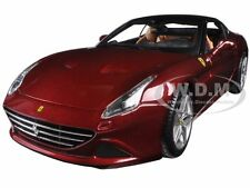 FERRARI CALIFORNIA T CLOSED TOP RED SIGNATURE SERIES 1:18 BY BBURAGO 16902