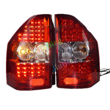2Pcs For Mitsubishi Montero Pajero V73 2000-2008 Rear LED Tail Lamp Signal Light