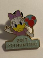 SDR Pin Hunting 2017 Mystery Set Daisy Mickey Balloon Disney Pin LE (B0)