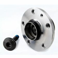 VW Jetta 2006-2015 Rear Hub Wheel Bearing Kit Inc ABS Ring