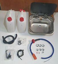 Smev Dometic 8005 Campervan Sink Unit KIT 10L