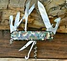 Victorinox CLIMBER CAMOUFLAGE Original Swiss Army Knife Authentic! NEW!