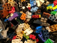 100% GENUINE LEGO Lot Of 20 Minifigure Legs Minifig Bulk Mixed Various Flesh