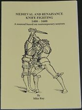 MEDIEVAL KNIFE FIGHTING Renaisance Soldiers Dagger Fights History Battles Combat