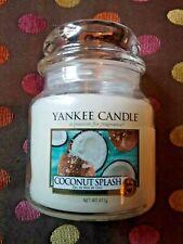 new Yankee Candle coconut splash - medium  jar