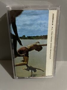 Embrace All You Good Good People Cassette EP 4 Track Hut Recordings 1997