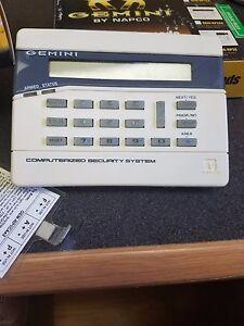 Napco Gemini Alpha/Symbol Security Keypad (GEM-RP2ASE2) - New in Box