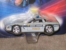 Road Champs Boone County Police 1997 Chevy Corvette