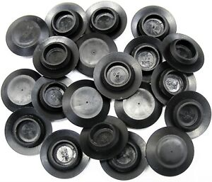 "Datsun 5/8"" Flush Mount Body Plugs- Fits 5/8"" Hole- 1-1/32"" Dia.- 20 plugs- #054"