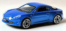 Alpine A110 Coupe Renault 2018-22 blau metallic 1:43 Bburago