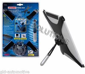 Supporto PORTA IPAD iPad 1® Tablets Cruscotto Auto Camion Camper Casa Ufficio