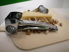 Grattugia Manuale In Acciaio Inox Gratta Formaggio a Manovella Con Rullo Acciaio