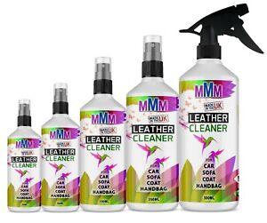 Simply Leather Deep Cleanser For Car, Sofa, Coat, Handbag / Spray Cleaner UK