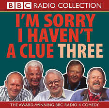 I'M SORRY I HAVEN'T A CLUE Volume 3 Three 2 cd set BBC Radio 4 episodes