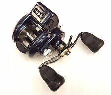 Daiwa Lexa-LC 6.3:1 Line Counter Baitcast Right Hand Fishing Reel - LEXA-LC300H