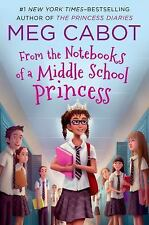 From the Notebooks of a Middle School Princess by Meg Cabot (2016, Paperback)