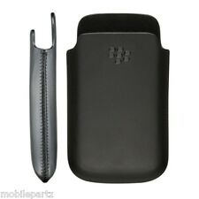 Genuine BlackBerry Pocket Pouch Case for Bold 9700 9780 with Proximity Sensor