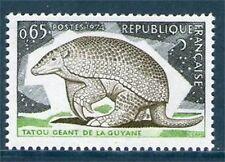 TIMBRE 1819 NEUF XX LUXE - TATOU GEANT DE LA GUYANE