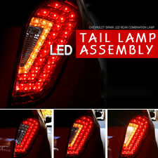 LED Rear Combination Lamp Assembly 2p 1Set For 10 11 12 Chevy Spark