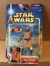 Hasbro Star Wars Mace Windu Geonosis Rescue NEW !!