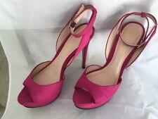 Aldo Shoes Fuchsia 10 37754228 EUC