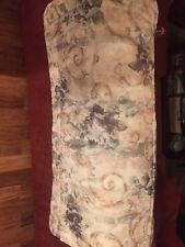 King Size Croscill Chambord, CASSIS Amethyst Floral Pillow Sham