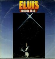 Elvis Presley Vinyl LP RCA Victor Records, 1977, AFLI-2428, Moody Blue ~ NM-!